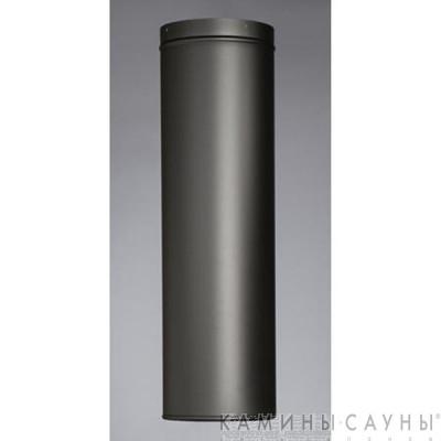 Дымовая труба 0,5м к барбекю Tundra Grill (черная) (Muurikka, Финляндия)