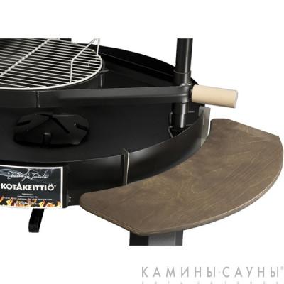 Боковой стол к барбекю Tundra Grill (береза) (Muurikka, Финляндия)
