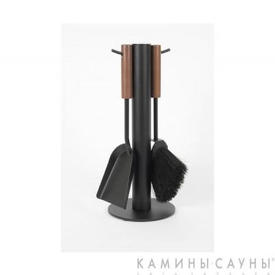 Каминный набор Comex 50.534( 2 предмета) Black Series
