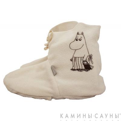 Ботики для сауны текстильные Moomin mamma 36-39р., Финляндия