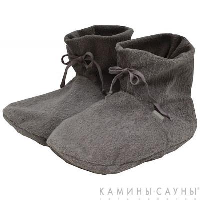 Ботики для сауны текстильные темные 40-43р., Финляндия
