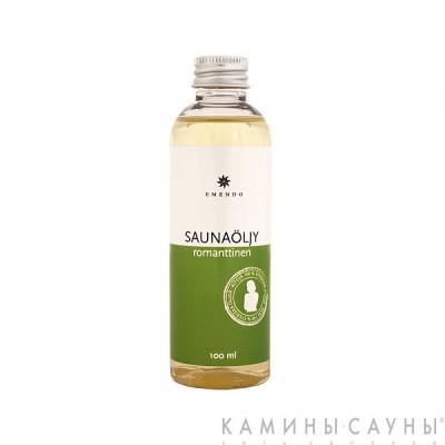 Романтическое масло для сауны 100 мл, Финляндия