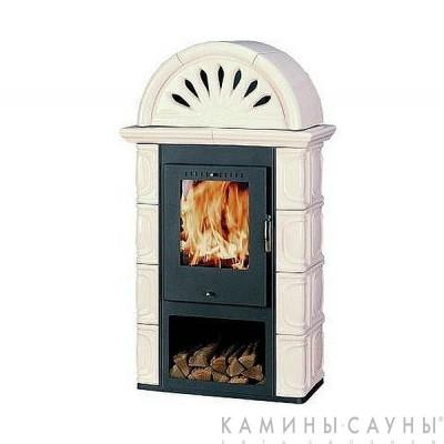 Печь Borgholm Keramik Plus (цвет слоновая кость)