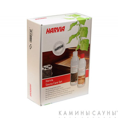 Комплект Harvia Sauna Care Set