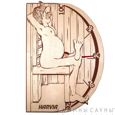 "Термометр ""Sauna-Man"" (Harvia)"