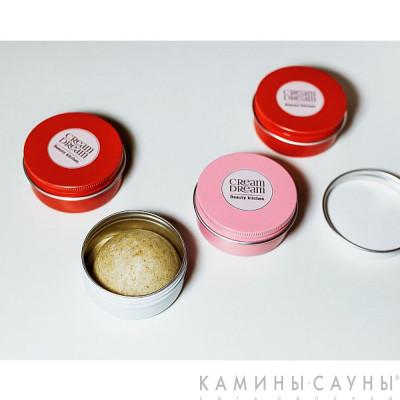 Твердый шампунь без сульфатов для чувствительной кожи с протеинами киноа и красной глиной 30г