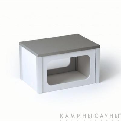 Кофейный стол к модульной системе барбекю Saint Vincent (Palazzetti, Италия)