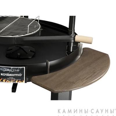 Боковой стол к барбекю Tundra Grill (сосна) (Muurikka, Финляндия)