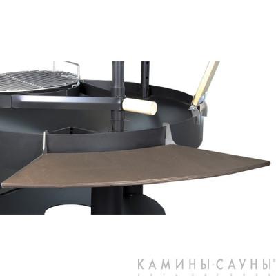 Большой боковой стол к барбекю Tundra Grill (береза) (Muurikka, Финляндия)