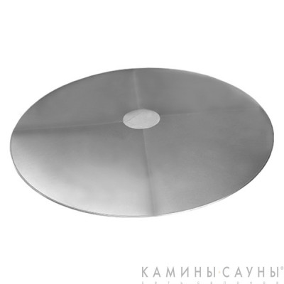 Напольный лист Ø200мм Tundra Grill (оцинкованная сталь) (Muurikka, Финляндия)