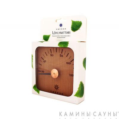 Термометр для сауны, деревянный, Финляндия