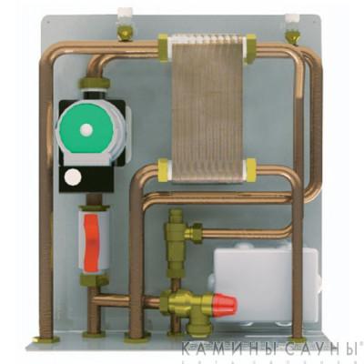 Монтажный комплект для производства горячей воды KIT N3 (Edilkamin, Италия)