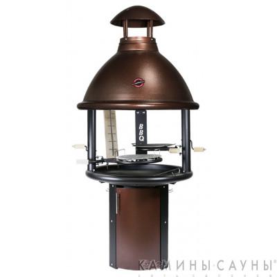 Барбекю Tundra Grill ® BBQ High (античная медь) (Muurikka, Финляндия)