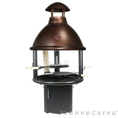 Барбекю Tundra Grill ® BBQ Low (античная медь) (Muurikka, Финляндия)