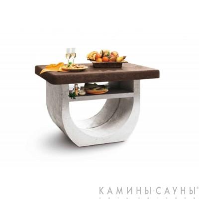 Боковой стол к барбекю Diva (Palazzetti, Италия)