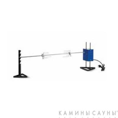 Электрический вертел к барбекю Gaston 110 (Palazzetti, Италия)