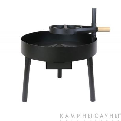 """Барбекю Tundra Grill ® Campfire """"Notski"""" (Muurikka, Финляндия)"""