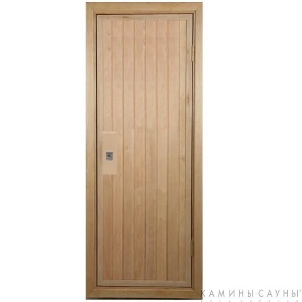 Дверь для сауны деревянная 70х190мм