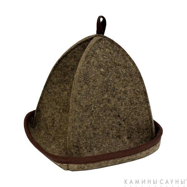 Фетровая шапка, коричн. серия, Финляндия