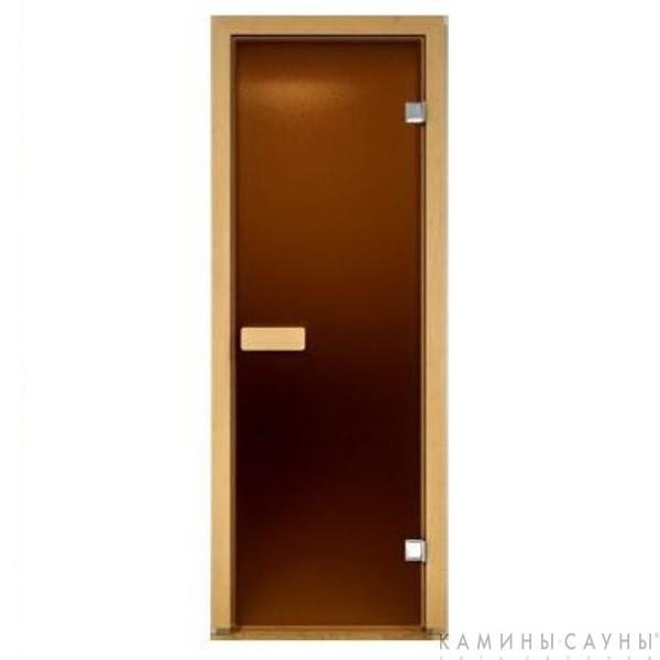 Дверь для сауны 70х190мм (ALDO, Белоруссия)