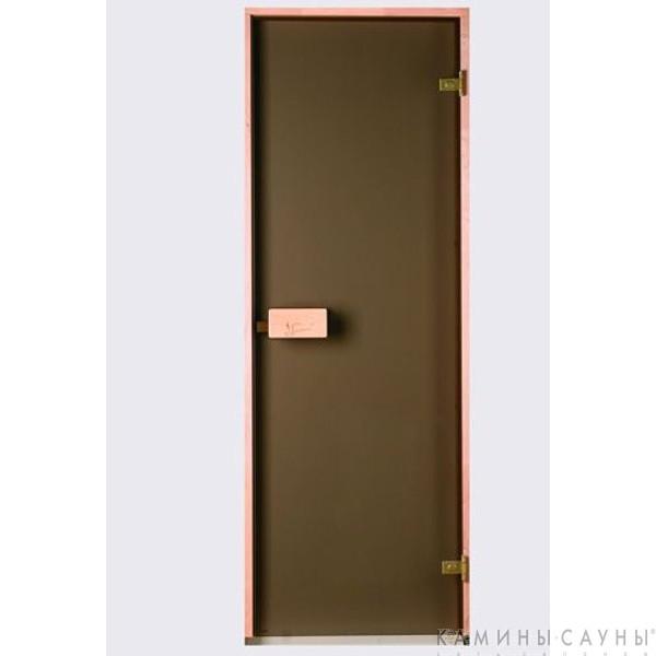 Дверь для сауны 80х190мм (Saunax, Эстония)
